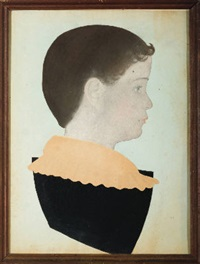 portrait of a young boy by ruth henshaw miles bascom