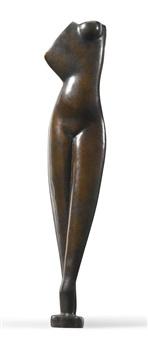 flat torso by alexander archipenko