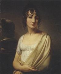ritratto di hortense de beauharnais, regina d'olanda by andrea appiani