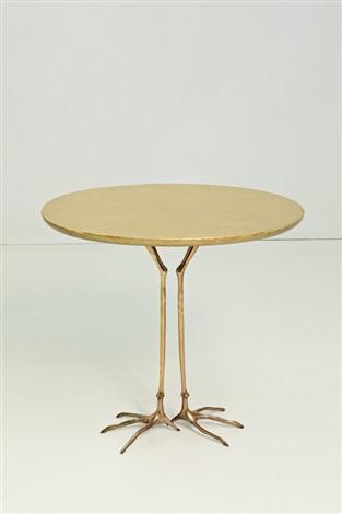 Meret Oppenheim Tavolino.Tavolino Traccia By Meret Oppenheim On Artnet