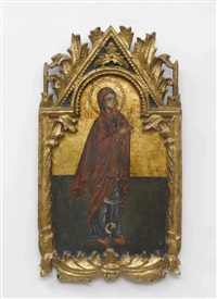 hll. maria und johannes (pair of altar wings) by anonymous-italian (15)
