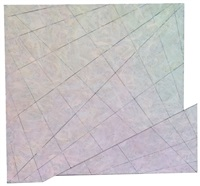 verschobenes quadrat (from quadrate) by karl-heinz adler
