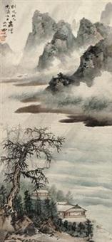 云山秋水 by liu zigu
