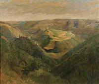landscape by hubert ritzenhofen