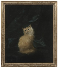 kitten by carl kahler