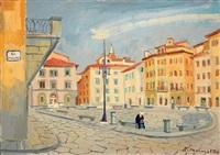 angolo di piazza s. croce by rodolfo marma