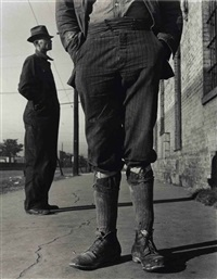mobile, alabama by john gutmann