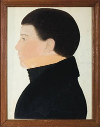 portrait of a boy by ruth henshaw miles bascom