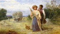 haymaking tryst by james cole