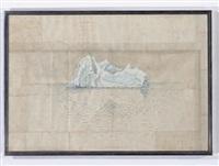 untitled (iceberg) by tim hawkinson