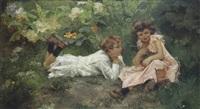 i figli in giardino by elda borzino