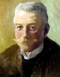 Selbstportrait, 1906
