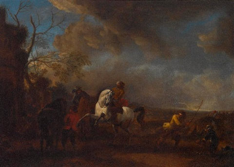 reitschule by philips wouwerman
