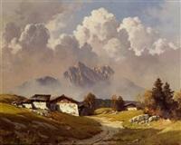 bergdorf by hans sengthaler