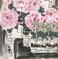 牡丹水仙 by liang rujie