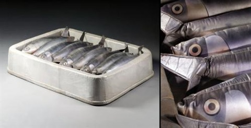 boîtes de sardines by claude and francois xavier lalanne