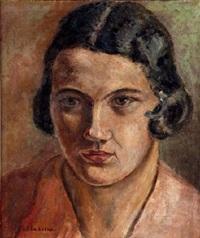 retrato de señora by roberto fernandez balbuena