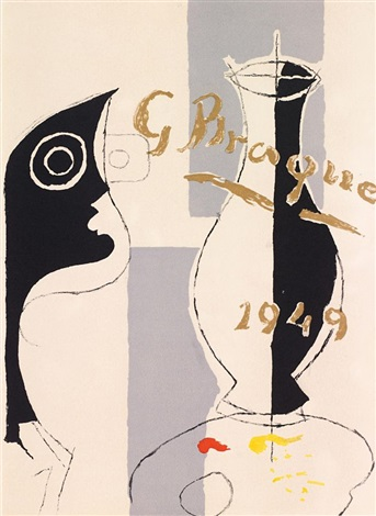 une aventure méthodique bk w39 works by georges braque