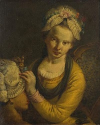 the milliner by francesco zugno the younger