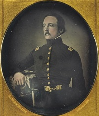 captain charles john biddle by robert cornelius