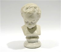 buste d'enfant by robrecht jan fabri
