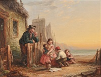 fisherman's family by john anthony puller