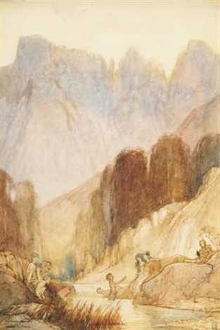 the mountain fairies by william mitcheson timlin