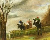 horse race by gabriele pietro caribaldi maria varese