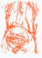 head by georg baselitz