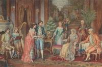 golden jubilee by mario spinetti