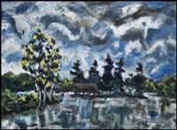 mckellar island by gershon iskowitz
