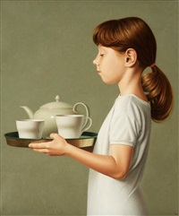 tea time by david denby