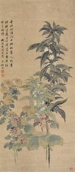 花卉 by liu deliu