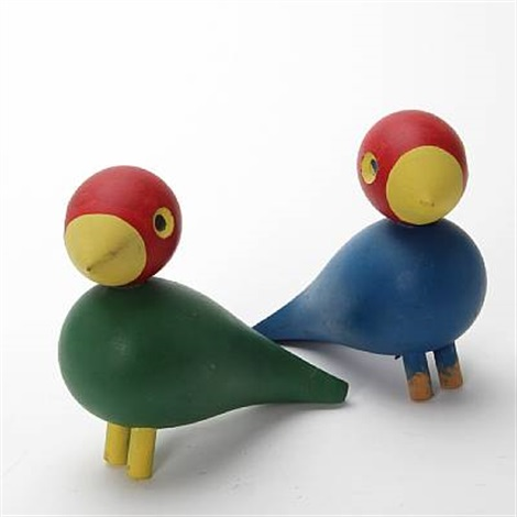 two birds 2 works by kay bojesen