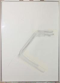 schwarzwald intim, hose und komposition (aus der acht blätter umfassenden mappe schwarzwald) (3 works) by dieter krieg