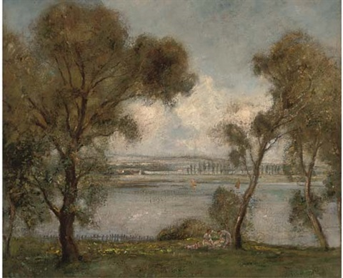 the blackwater maldon essex by james herbert snell