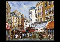marché in st. germain by takuji seki