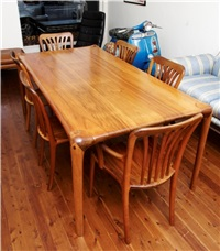 dining suite(7 works) by tony kenway