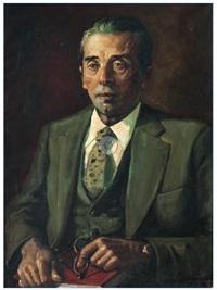 portre by ibrahim safi