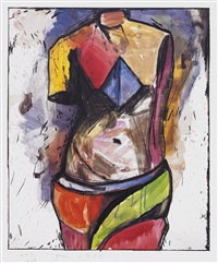 the colourful venus i (from the astra set) by jim dine