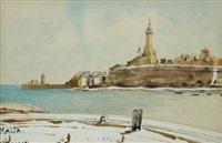 the auberge d'aragon, malta by nicholas krasnoff