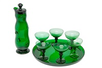 cocktail set (set of 8) by gunnar finne