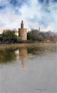 torre del oro by francisco rodríguez lobo