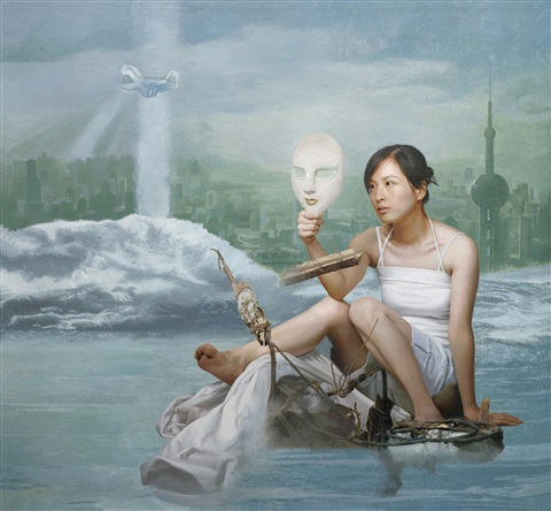 城市之新寓言召唤重生的记忆 by chen haiqiang