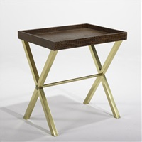 occasional table by ralph lauren