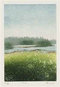 dawn (+ 2 others; 3 works) by sheila benow