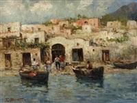 case di pescatori by ezelino briante