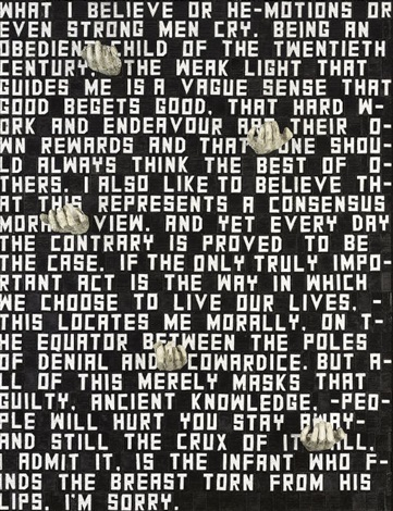 he motions by mark titchner