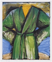 the mighty robe (from the astra set) by jim dine