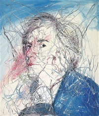 andy warhol by zeng fanzhi